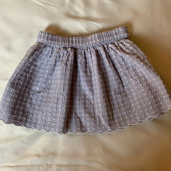 Gymboree Other - Gymboree Girl's Lavender Skirt